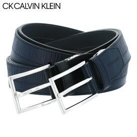 CK カルバンクライン ベルト ピンタイプ メンズ CKB-1039 日本製 CK CALVIN KLEIN | ビジネス カジュアル フォーマル 牛革 本革 レザー [PO5]