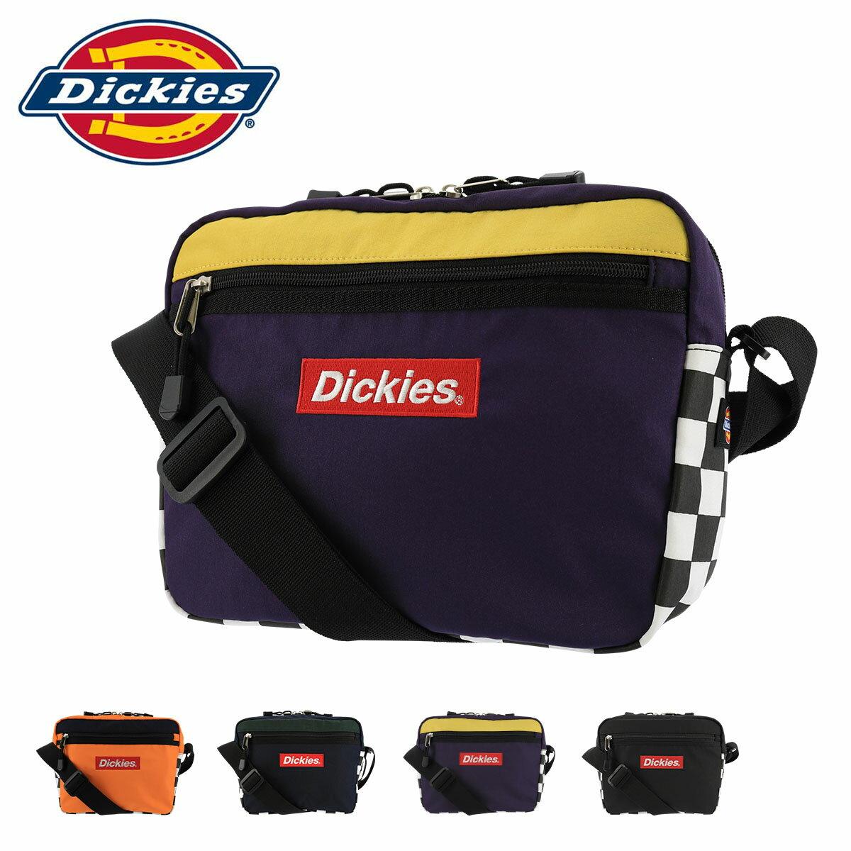 ディッキーズ ショルダーバッグ レトロチェッカー メンズ レディース 14063100 DICKIES | コンパクト[PO10]
