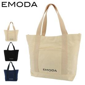 エモダ トートバッグ レディース EM-9277 EMODA | キャンバス 綿[PO5][bef]