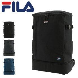66a986ae3c38 フィラ リュック 29L 大容量 プリモ メンズ レディースFILA-7528 FILA | リュックサック スクエア