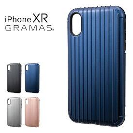 グラマスカラーズ iPhoneXR ケース メンズ レディース CHC-52538 GRAMAS COLORS | スマートフォンケース[bef][即日発送]