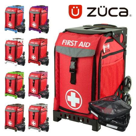 ズーカ キャリーケース スポーツ ファーストエイド First Aid 100501 メンズ レディース ポーチ付き キャリーバッグ スーツケース ZUCA [PO10][bef]
