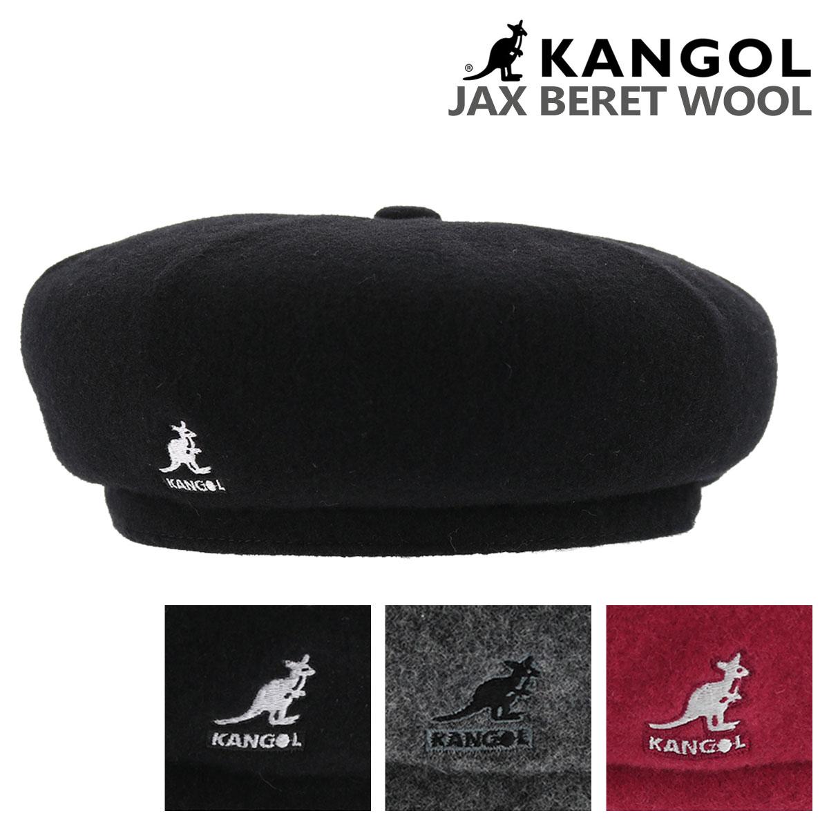 カンゴール ベレー帽 ウール ジャックスベレー レディース 187169015 KANGOL   帽子 [即日発送]