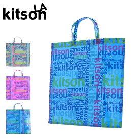 キットソン トートバッグ レディース 2KS1290TT kitson | クリアバッグ ハンドバッグ 透明