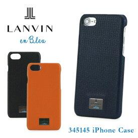 ランバンオンブルー iPhone8 iPhone7 ケース ハイデ 345145 スマートフォンケース 当社限定 別注モデル LANVIN en Bleu ブランド専用BOX付き [PO10][即日発送]