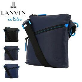 ランバンオンブルー ショルダーバッグ アルマイト メンズ 554101 LANVIN en Bleu | 斜めがけ 本革 牛革 レザー[PO10]