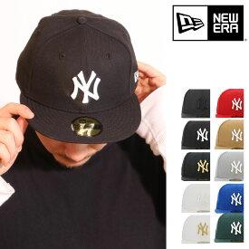 最大57倍★3/11(木)1:59まで期間限定エントリー|ニューエラ キャップ 59FIFTY MLB ニューヨークヤンキース 帽子 NEW ERA | メンズ レディース[bef][即日発送]