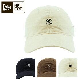 ニューエラ キャップ 9TWENTY Small ニューヨーク・ヤンキース マイクロコーデュロイ メンズ レディース NEW ERA 帽子 コットン[即日発送]