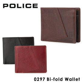 ポリス 二つ折り財布 PA59701 (0297) TIPICO ティピコ POLICE札入れ カードケース 小銭入れ メンズ レザー [PO10][bef]