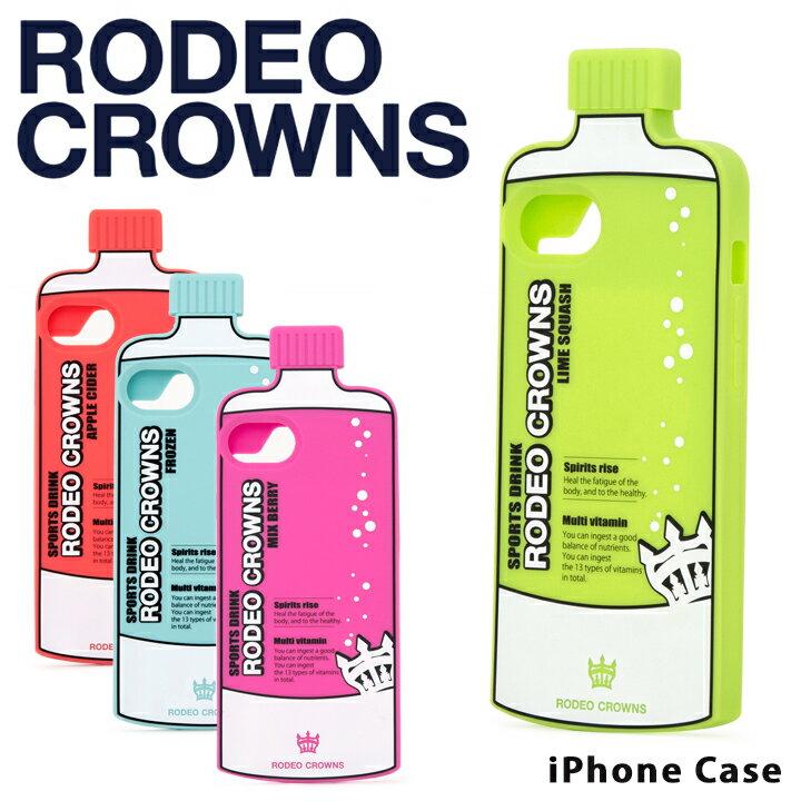 ロデオクラウンズ iPhone8 iPhone7 iPhone6 ケース レディース c06821604 RODEO CROWNS スマホケース スマートフォン カバー シリコンケース [PO5][bef][即日発送]