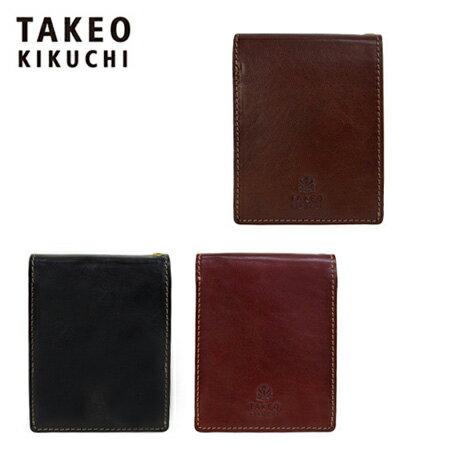 TAKEO KIKUCHI タケオキクチ 財布 266616 【 二つ折り財布 メンズ 】【 エリア 】【 TAKEO KIKUCHI キクチタケオ 】 【即日発送】