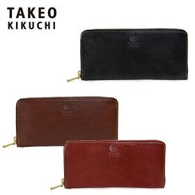 タケオキクチ 長財布