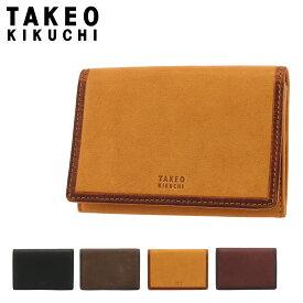 タケオキクチ カードケース メンズ クロード 101622 TAKEO KIKUCHI | 名刺入れ[PO5][bef]