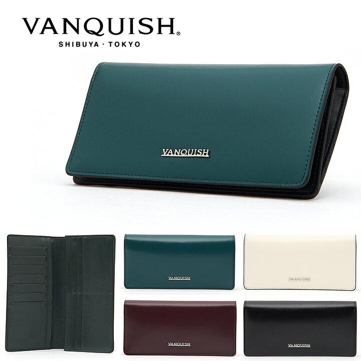 ヴァンキッシュ 長財布 ルストロ VQM-40260 VANQUISH ウォレット メンズ[PO10][bef]