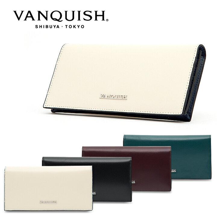 ヴァンキッシュ 長財布 ルストロ VQM-40280 VANQUISH メンズ[PO10][bef]