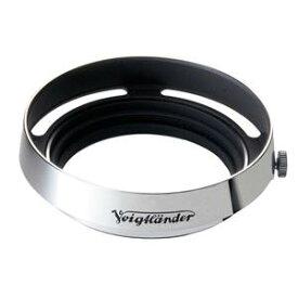 Voigtlander (フォクトレンダー) ULTRON(ウルトロン) 35mm F1.7 Vintage Line Aspherical VM 用レンズフード LH-9S シルバー