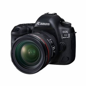 キヤノン(Canon) デジタル一眼レフ EOS 5D Mark IV EF24-70 F4L IS USMレンズキット【代引き不可】【&EFレンズキャンペーン対象商品】
