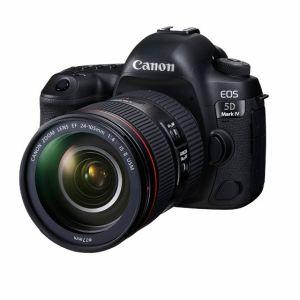 キヤノン(Canon) デジタル一眼レフ EOS 5D Mark IV EF24-105 F4L IS II USM レンズキット【代引き不可】