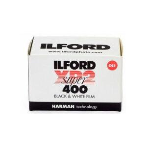 【ネコポス便配送商品】【外箱・フィルムケースなし】イルフォード【ILFORD 】白黒フィルム XP2 スーパー400 135 24枚