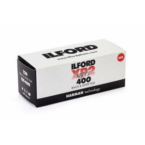 【ネコポス便配送商品】イルフォード【ILFORD 】白黒フィルム XP2 スーパー400 120
