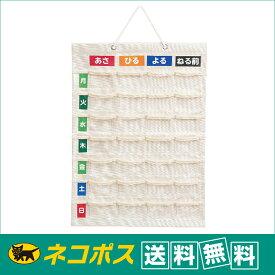 【ネコポス便配送・送料無料】ナカバヤシ お薬カレンダー(壁掛タイプ) IF-3011 Mサイズ