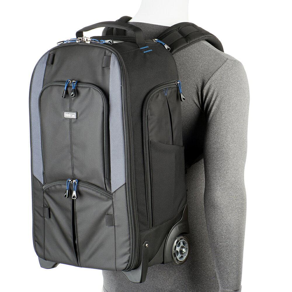 シンクタンクフォト(thinkTANKphoto)ストリートウォーカー ローリングバックパック V2.0 StreetWalker Rolling Backpack V2.0