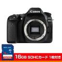 キヤノン(Canon) EOS 80D ボディ