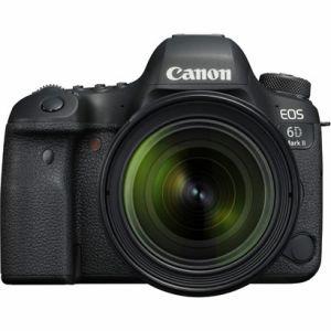キヤノン(Canon) EOS 6D Mark II 24-70 F4L IS USM レンズキット【代引き不可】