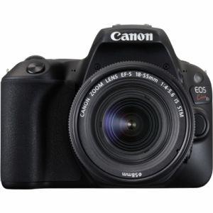 キヤノン(Canon) EOS Kiss X9 ブラック EF-S18-55 IS STM レンズキット