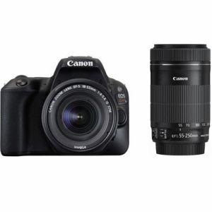 キヤノン(Canon) EOS Kiss X9 ブラック ダブルズームキット
