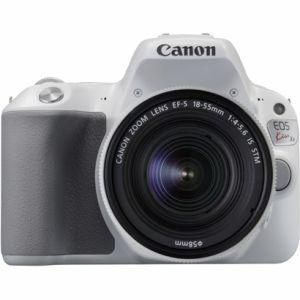 キヤノン(Canon) EOS Kiss X9 ホワイト EF-S18-55 IS STM レンズキット
