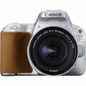 キヤノン(Canon) EOS Kiss X9 シルバー EF-S18-55 IS STM レンズキット