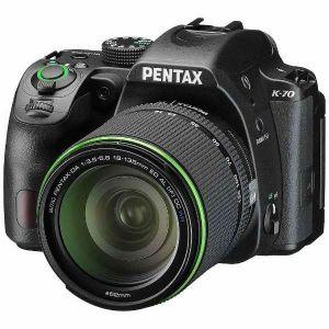 ペンタックス(PENTAX) K-70 18-135WR レンズキット ブラック