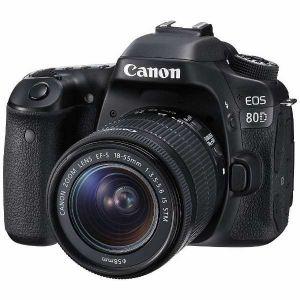 キヤノン(Canon) EOS 80D EF-S18-55 IS STM レンズキット【WINTERキャッシュバックキャンペーン対象商品】
