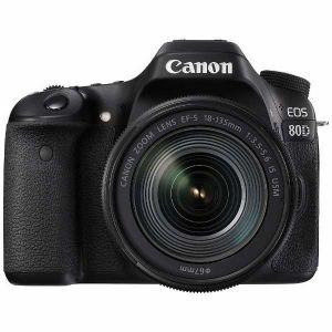 キヤノン(Canon) EOS 80D EF-S18-135 IS USM レンズキット【WINTERキャッシュバックキャンペーン対象商品】