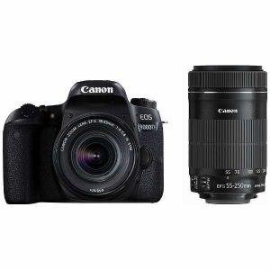キヤノン(Canon) EOS 9000D ダブルズームキット[EF-S 18-55mm F4-5.6 IS STM+EF-S 55-250mm F4-5.6 IS STM ]