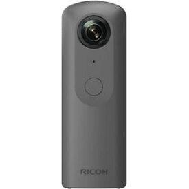 リコー(RICOH) 全天球撮影カメラ THETA V (シータ V) メタリックグレー