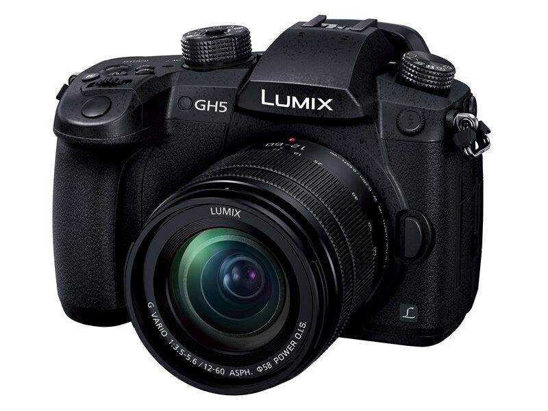 パナソニック(PANASONIC) LUMIX ルミックス DC-GH5M-K レンズキット ブラック
