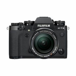 【2018年9月20日発売】フジフイルム(FUJIFILM) X-T3 レンズキット ブラック