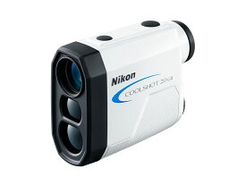 ニコン(Nikon) ゴルフ用レーザー距離計 クールショット20 GII COOLSHOT 20 GII