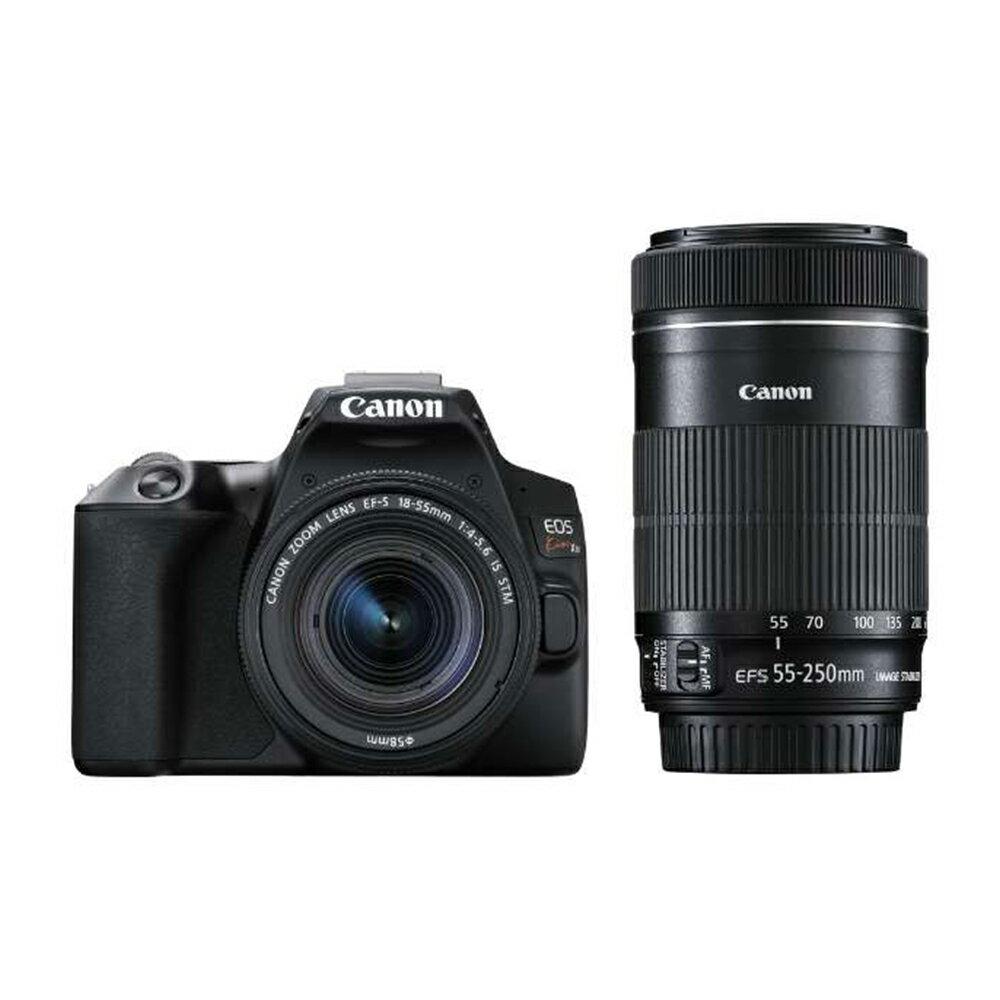 【2019年4月25日発売予定】キヤノン(Canon) EOS Kiss X10 ダブルズームキット ブラック