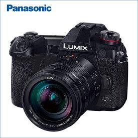 パナソニック(Panasonic) LUMIX(ルミックス) G9 PRO レンズキット DC-G9L-K