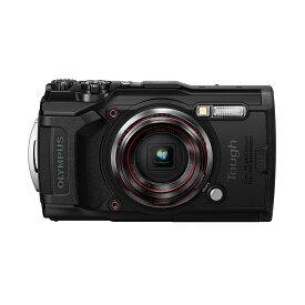 【2019年7月26日発売予定】オリンパス(Olympus) 防水デジタルカメラ Tough TG-6 BLK ブラック