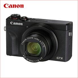 キヤノン(Canon) PowerShot (パワーショット) G7X Mark III ブラック