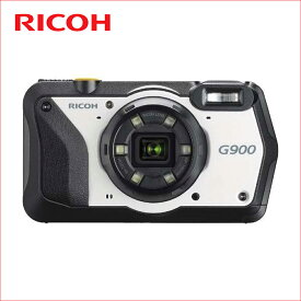 リコー(RICOH) 防水・防塵・業務用デジタルカメラ G900