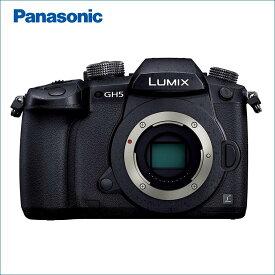 パナソニック(Panasonic) LUMIX ルミックス DC-GH5-K ボディ ブラック