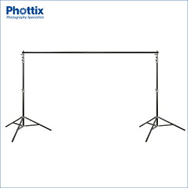 Phottix(フォティックス) Saldo バックドロップスタンドキット 2.8×3.2m