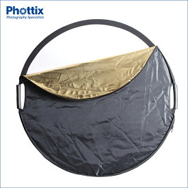 Phottix(フォティックス) イージーホールド 5-in-1 リフレクター 80cm/32in