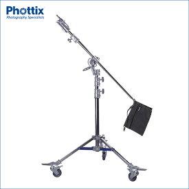 Phottix(フォティックス) スタジオプロブームスタンドW400 88250