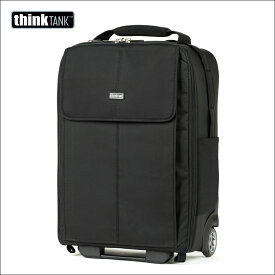 シンクタンクフォト(thinkTANKphoto)エアポートアドバンテージ XT ブラック (Airport Advantage XT)
